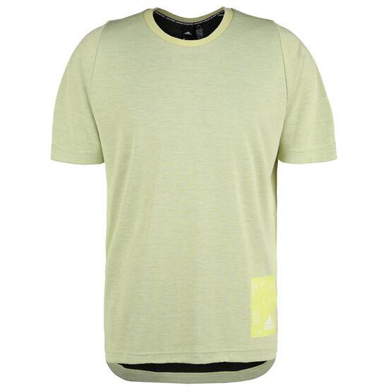 Inside Mesh Tech T-Shirt Herren, gelb, zoom bei OUTFITTER Online