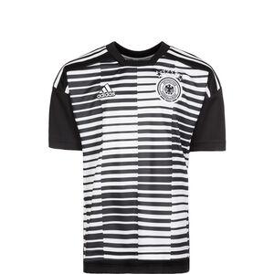 DFB Pre-Match Trainingsshirt Kinder, Schwarz, zoom bei OUTFITTER Online