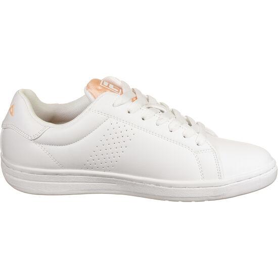 Crosscourt 2 NT Sneaker Damen, weiß / rosa, zoom bei OUTFITTER Online