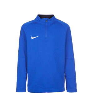 Dry Academy 18 Drill Longsleeve Kinder, blau, zoom bei OUTFITTER Online