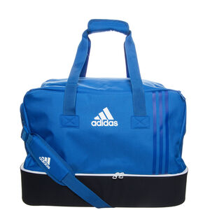 Tiro Teambag Bottom Compartment Small Fußballtasche, blau / dunkelblau, zoom bei OUTFITTER Online
