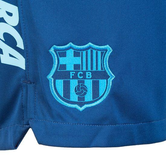 Dry FC Barcelona Squad Trainigsshort Herren, blau, zoom bei OUTFITTER Online