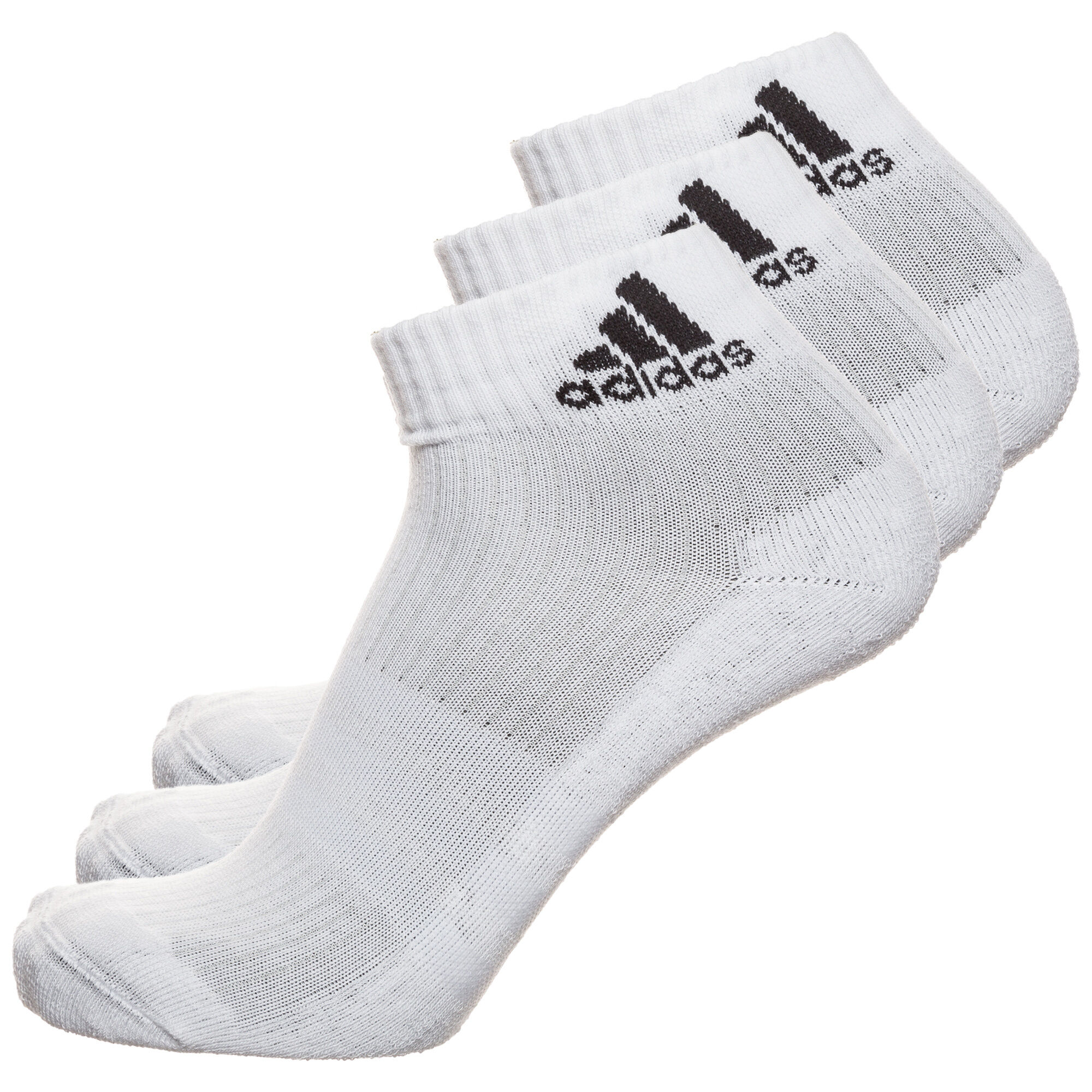 adidas Performance 3 Stripes Performance Ankle Socken 3er