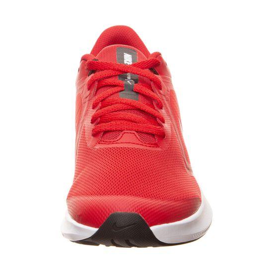 Downshifter 10 Laufschuh Kinder, rot / weiß, zoom bei OUTFITTER Online
