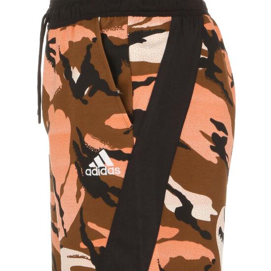 Sportswear Desert Camo AOP Shorts Herren, braun / grün, zoom bei OUTFITTER Online