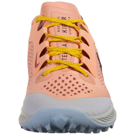 Air Zoom Terra Kiger 6 Trail Laufschuh Damen, pink / grau, zoom bei OUTFITTER Online