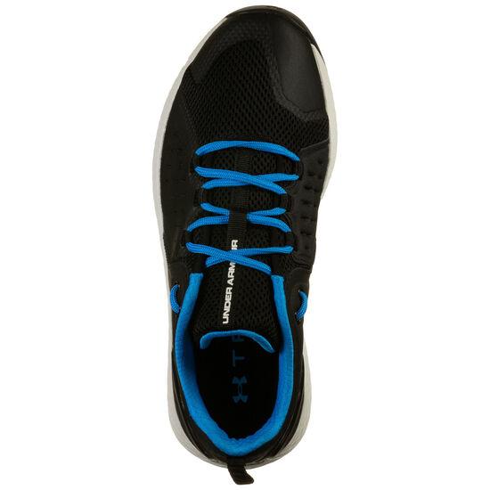 Charged Commit TR 2.0 Trainingsschuh Herren, schwarz / blau, zoom bei OUTFITTER Online