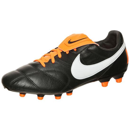 Premier II FG Fußballschuh Herren, schwarz / orange, zoom bei OUTFITTER Online