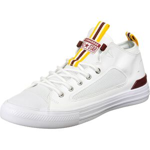 Chuck Taylor All Star Ultra OX Sneaker Herren, weiß / bordeaux, zoom bei OUTFITTER Online