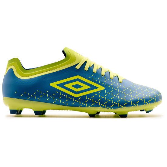 Velocita V Club Indoor Fußballschuh Herren, petrol / gelb, zoom bei OUTFITTER Online
