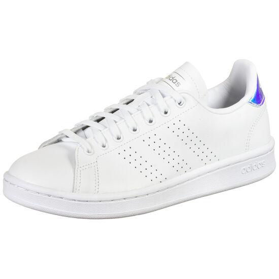 Advantage Sneaker Damen, weiß / silber, zoom bei OUTFITTER Online