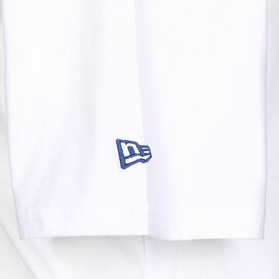 MLB Los Angeles Dodgers Split Graphic T-Shirt Herren, weiß / blau, zoom bei OUTFITTER Online