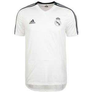 Real Madrid Trainingsshirt Herren, Weiß, zoom bei OUTFITTER Online