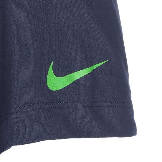 NFL Seattle Seahawks Cotton Facility T-Shirt Herren, dunkelblau / grün, zoom bei OUTFITTER Online