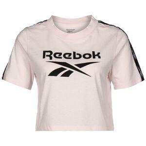 Training Essentials Tape Pack T-Shirt Damen, rosa, zoom bei OUTFITTER Online