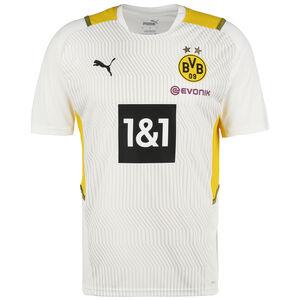 Borussia Dortmund Trainingsshirt Herren, weiß / gelb, zoom bei OUTFITTER Online