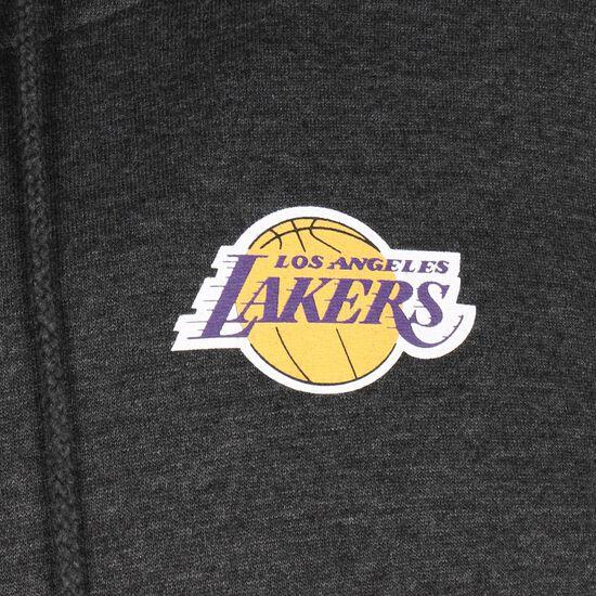 NBA Los Angeles Lakers Colorblock Hoodie Herren, dunkelgrau / hellgrau, zoom bei OUTFITTER Online