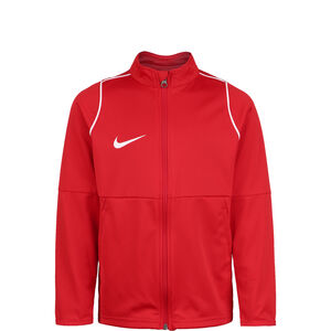 Park 20 Dry Trainingsjacke Kinder, rot / weiß, zoom bei OUTFITTER Online