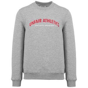 SASB Crewneck Sweatshirt Herren, grau / rot, zoom bei OUTFITTER Online