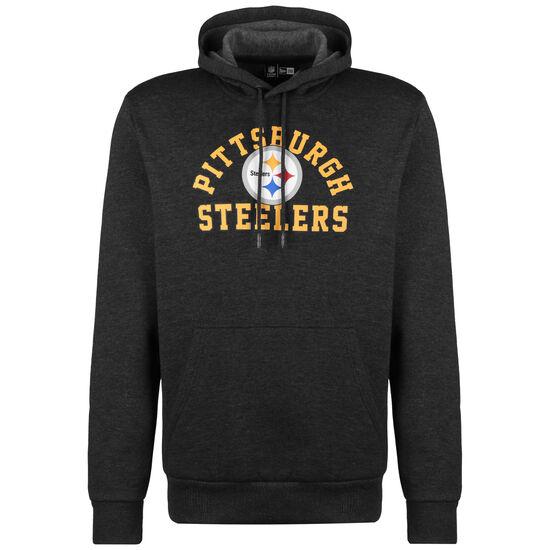 NFL Pittsburgh Steelers Wordmark Kapuzenpullover Herren, grau, zoom bei OUTFITTER Online