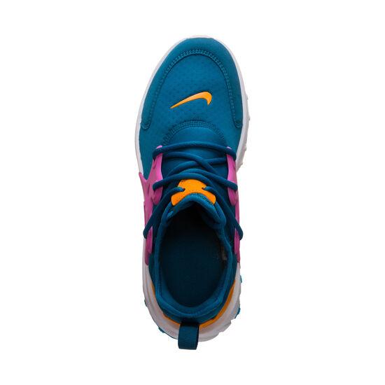 React Presto Sneaker Kinder, grün / orange, zoom bei OUTFITTER Online