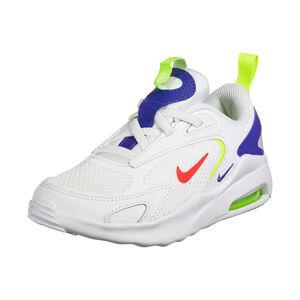 Air Max Bolt Sneaker Kinder, weiß / blau, zoom bei OUTFITTER Online