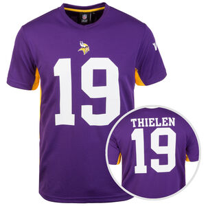 NFL Minnesota Vikings #19 Thielen T-Shirt Herren, lila / weiß, zoom bei OUTFITTER Online