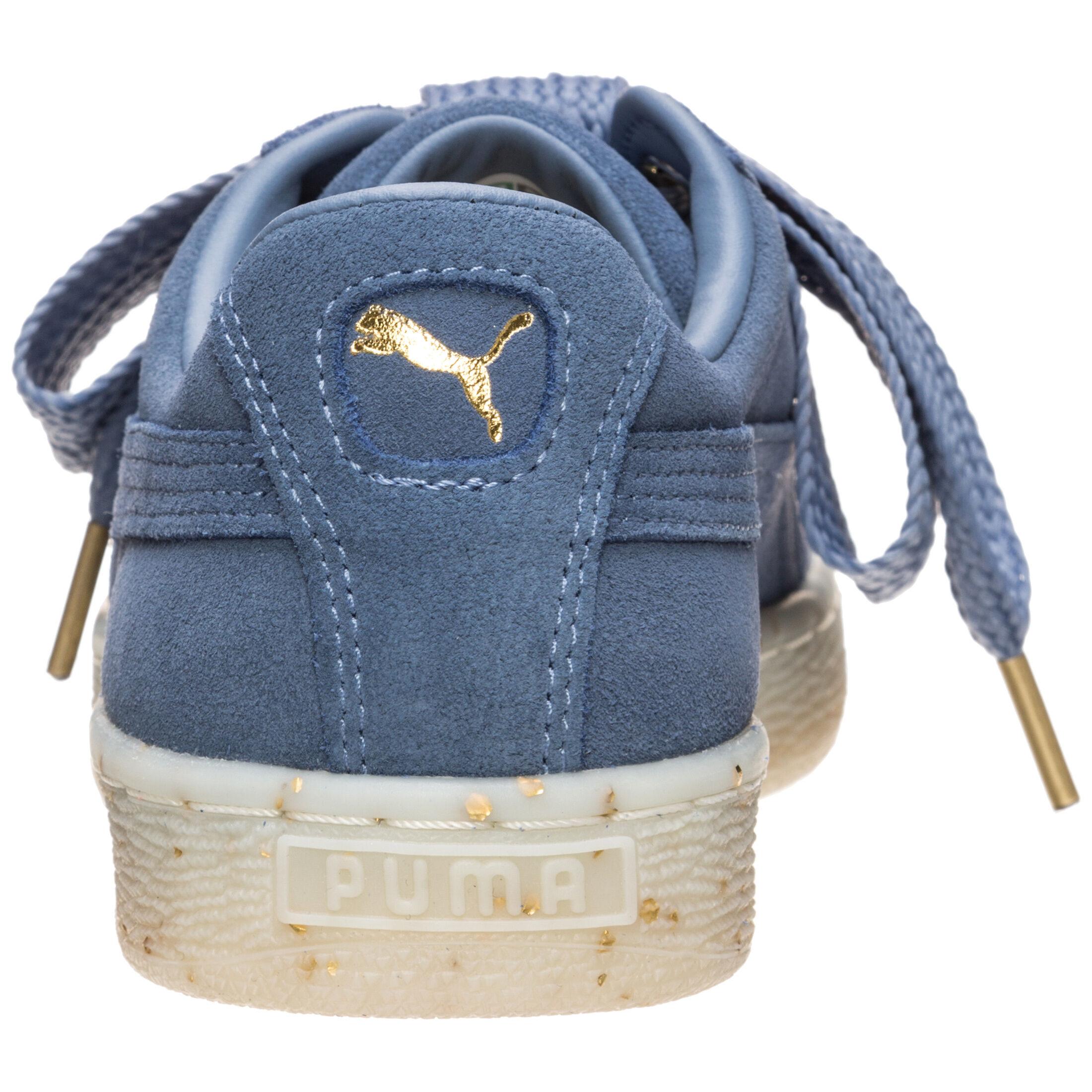 Suede Heart Celebrate Sneaker Damen
