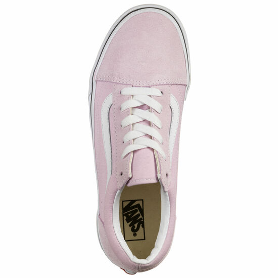 Old Skool Sneaker Kinder, altrosa / weiß, zoom bei OUTFITTER Online