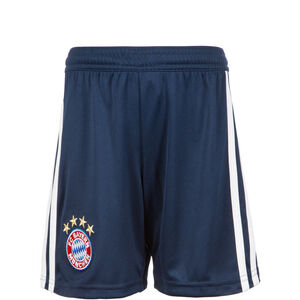 FC Bayern München Short Home 2018/2019 Kinder, Blau, zoom bei OUTFITTER Online
