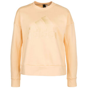 ID Glam Sweatshirt Damen, apricot, zoom bei OUTFITTER Online