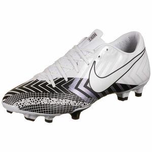 Mercurial Vapor 13 Academy MDS MG Fußballschuh Herren, weiß / schwarz, zoom bei OUTFITTER Online