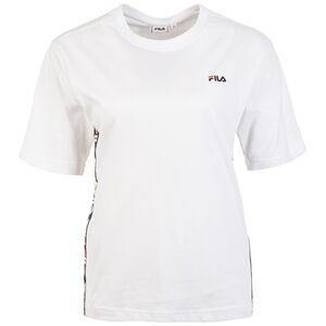 Talitha T-Shirt Damen, weiß / schwarz, zoom bei OUTFITTER Online