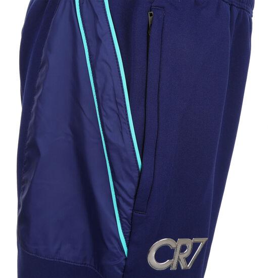 CR7 Dri-FIT Trainingshose Kinder, blau / silber, zoom bei OUTFITTER Online