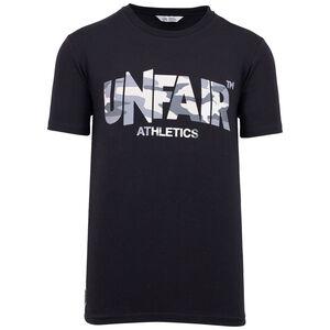 Classic Label T-Shirt Herren, schwarz, zoom bei OUTFITTER Online
