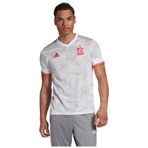 Spanien Trikot Away EM 2021 Herren, weiß / hellgrau, zoom bei OUTFITTER Online
