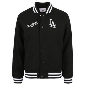 MLB Team App Los Angeles Dodgers Bomber Jacke Herren, schwarz, zoom bei OUTFITTER Online