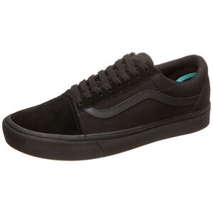 Old Skool ComfyCush Sneaker, schwarz, zoom bei OUTFITTER Online