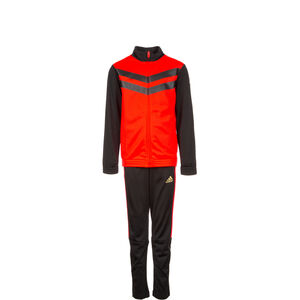 Ace Tiro Polyesteranzug Kinder, Rot, zoom bei OUTFITTER Online