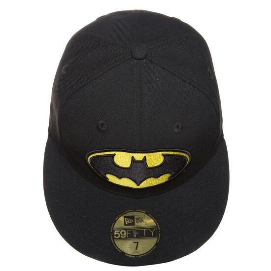 59FIFTY Character Basic Batman Cap, Schwarz, zoom bei OUTFITTER Online