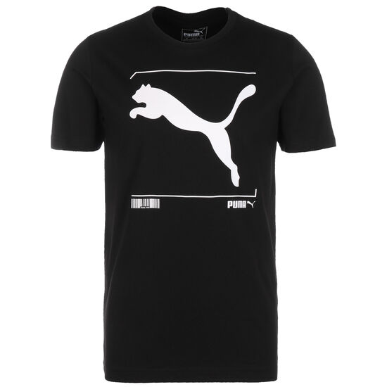 Nu-tility Graphic T-Shirt Herren, schwarz, zoom bei OUTFITTER Online