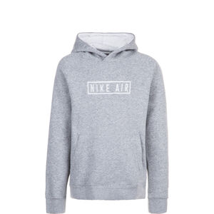 Air Kapuzenpullover Kinder, grau, zoom bei OUTFITTER Online