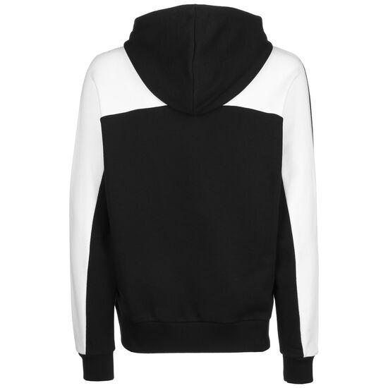 Tailored For Sport Kapuzenpullover Damen, schwarz / weiß, zoom bei OUTFITTER Online