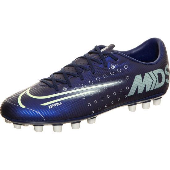 Mercurial Vapor 13 Academy MDS AG Fußballschuh Herren, blau / gelb, zoom bei OUTFITTER Online