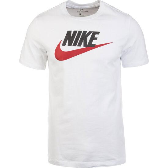 Icon Futura T-Shirt Herren, weiß / schwarz, zoom bei OUTFITTER Online