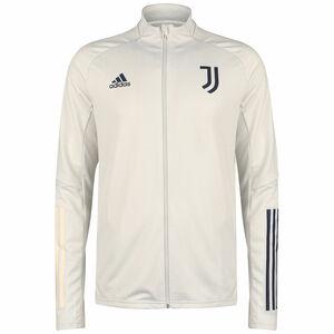 Juventus Turin Trainingsjacke Herren, hellgrau / dunkelblau, zoom bei OUTFITTER Online