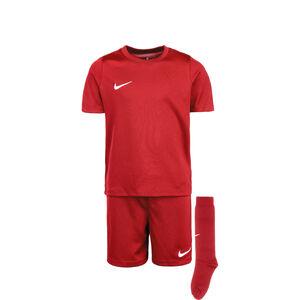 Park 20 Trainingsanzug Kinder, rot / weiß, zoom bei OUTFITTER Online
