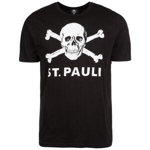 Totenkopf I T-Shirt Herren, Schwarz, zoom bei OUTFITTER Online