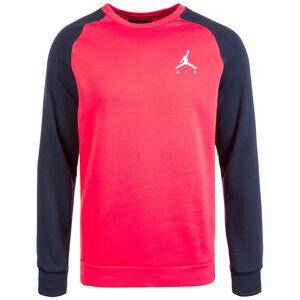 Jordan Jumpman Fleece Sweatshirt Herren, neonrot / dunkelblau, zoom bei OUTFITTER Online