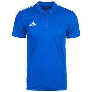 Core 18 Poloshirt Herren, blau / weiß, zoom bei OUTFITTER Online